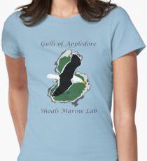 Gulls of Appledore 2018 Women's Fitted T-Shirt