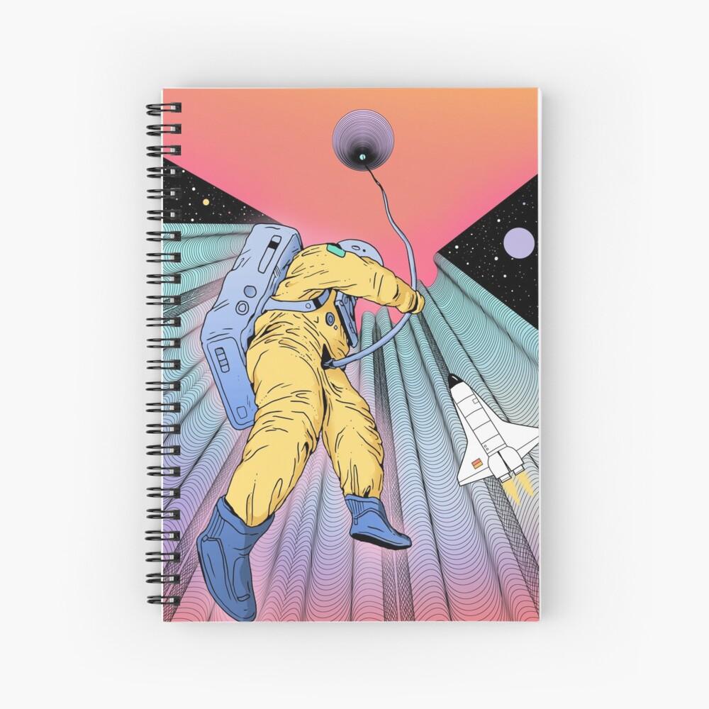Ascensión Cuaderno de espiral