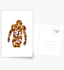 Splatter Taylor Postcards