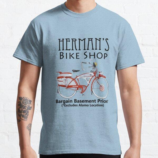 Herman's Bike Shop Classic T-Shirt