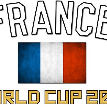 France 2018 by Hashtangz