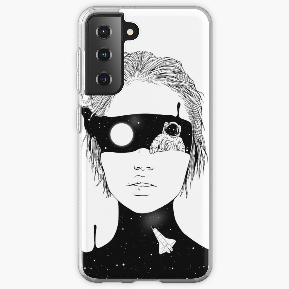 If I Could Just See You from Up Here Case & Skin for Samsung Galaxy