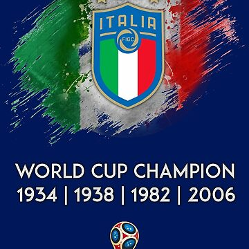 FIFA Italy World Cup Russia 2018  by customstyle
