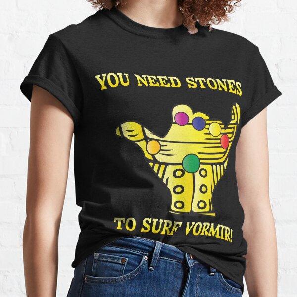 Surfing Vormir Classic T-Shirt