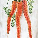 Carrots by Sarina Tomchin