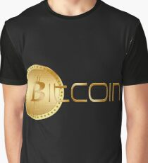 Bitcoin Graphic T-Shirt