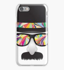 cap man iPhone Case/Skin