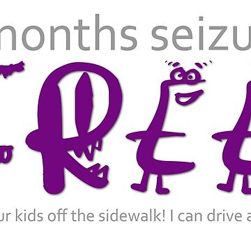 6 months seizure free by adorkablemary