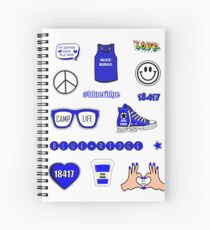 Camp Blue Ridge Spiral Notebook