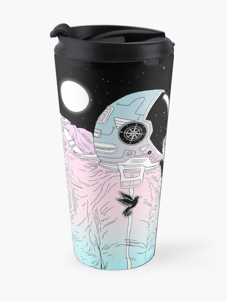 Alternate view of I Found a Space for Us Travel Mug
