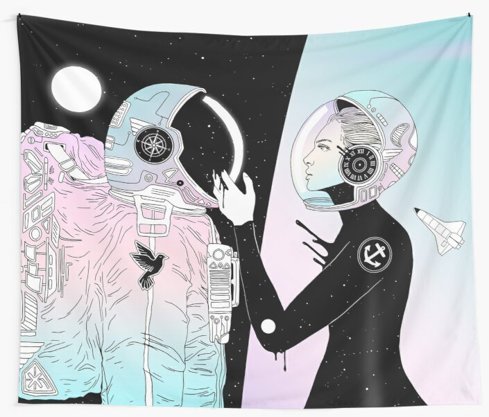I Found a Space for Us by Norman Duenas