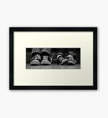 Attached Framed Print