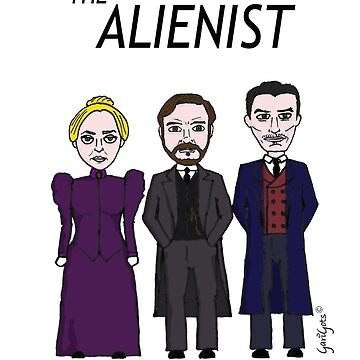 The Alienist by garigots
