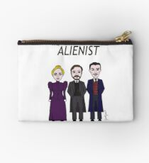 The Alienist Studio Pouch