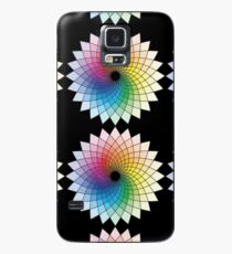 Colour Flower Case/Skin for Samsung Galaxy