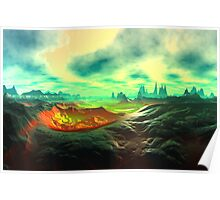 Dream Landscape Poster