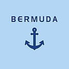 Bermuda Old Anchor for Sailing Light-Color by TinyStarAmerica