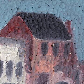 House on Polystyrene by djdave27