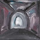 Through The Tunnel by David  Pearson
