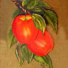 Ivey's Apple by WildestArt