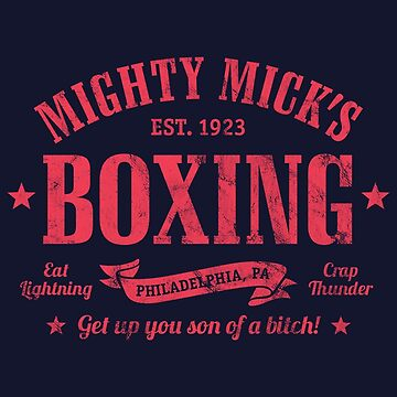 Mighty Mick's Boxing by Steven82