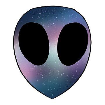 Trans Pride Alien by Maisy-G