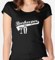 Barkeeper Women's Fitted Scoop T-Shirt