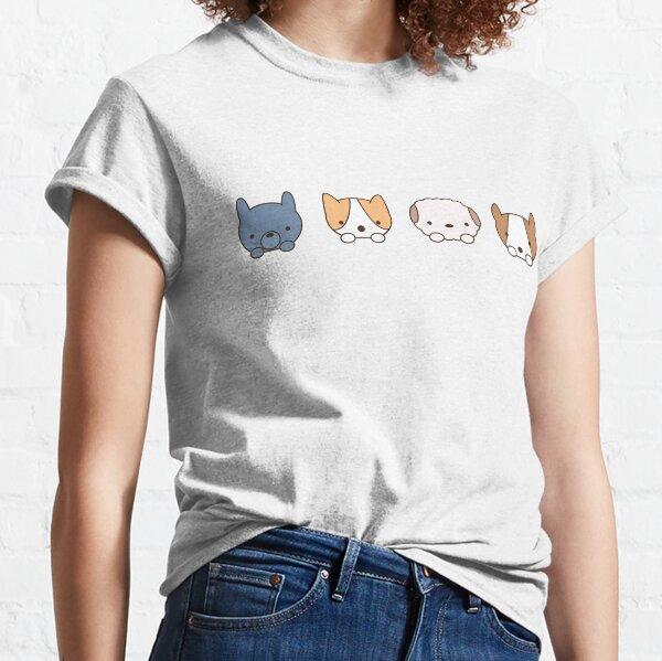 azn dog sqd Classic T-Shirt