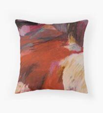 Landform Verge Throw Pillow