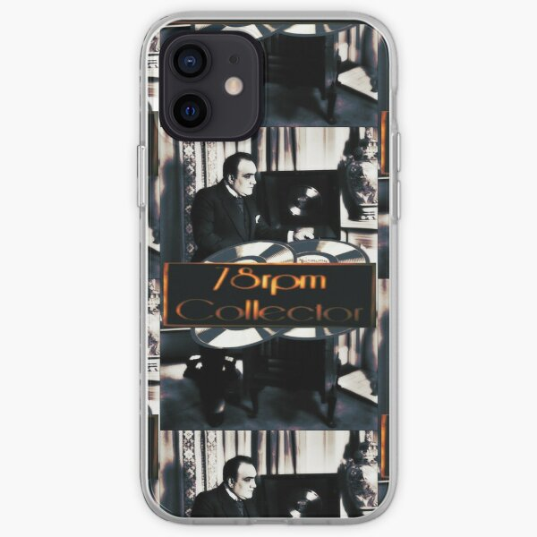 78rpm Collector iPhone Soft Case