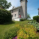 Sodus Point, NY USA Lighthouse & Museum by wolftinz