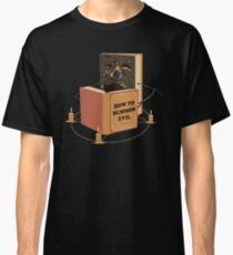 Evil Learning Classic T-Shirt