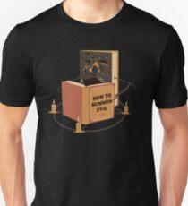Evil Learning Unisex T-Shirt