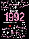 Made In 1992 - Aged To Perfection by wantneedlove