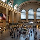 Grand Central Station, New York by Michelle McConnell