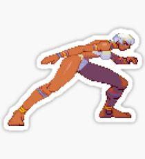 Street Fighter Third Strike - Elena Sticker