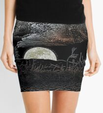 The Sky is Low Mini Skirt