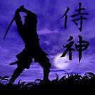 Samurai Spirit by Okeesworld