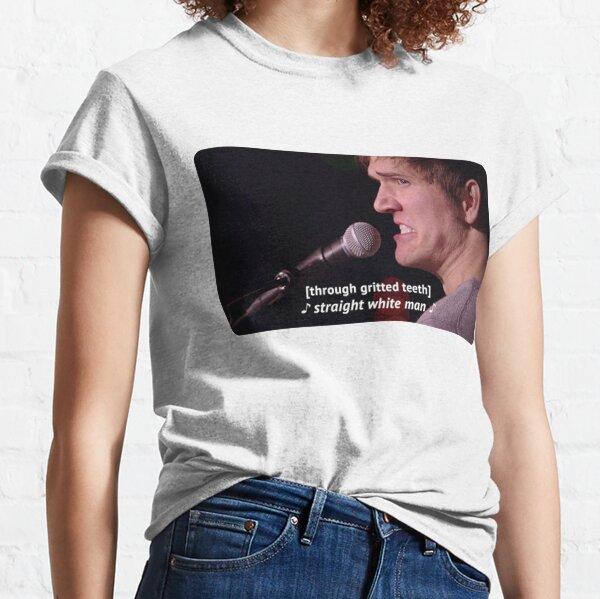 Straight White Man - Bo Burnham Classic T-Shirt