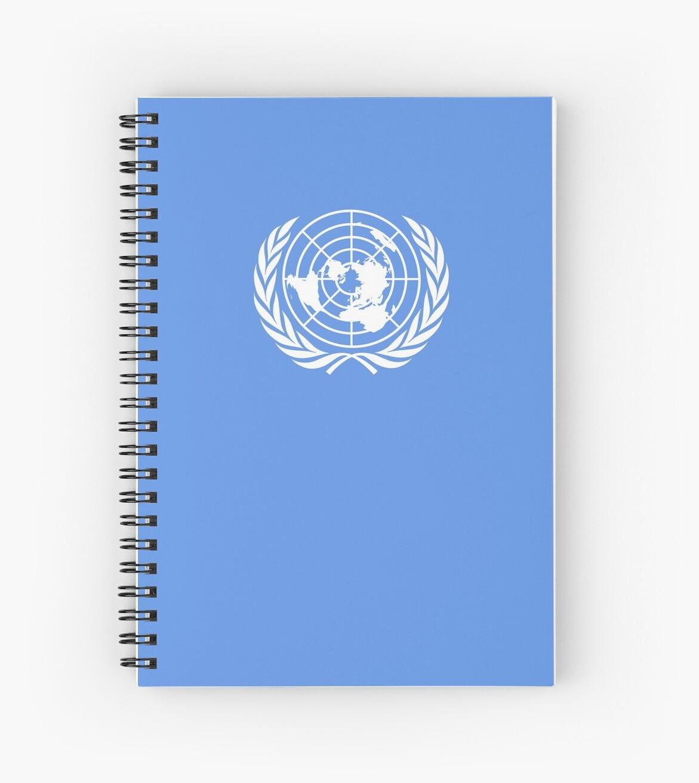 Flagge der Vereinten Nationen von EnglishJack