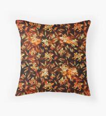 Gryphon Batik - Earth Tones Floor Pillow