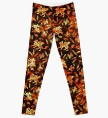 Gryphon Batik - Earth Tones Leggings