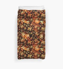 Gryphon Batik - Earth Tones Duvet Cover