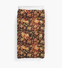 Gryphon Batik - Earth Tones Duvet Cover