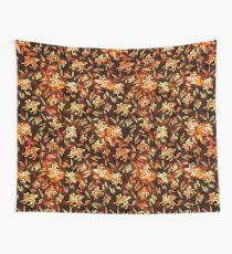 Gryphon Batik - Earth Tones Wall Tapestry