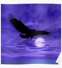 Eagle Flight Poster