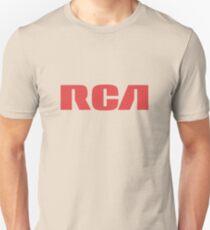 RCA Logo Unisex T-Shirt