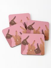 PYNK Coasters