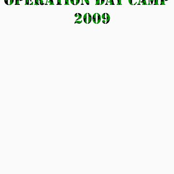 Operation Day Camp Camo by kdarby88