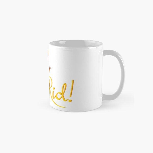 "Hormone Monstress. ""Get rid!"" Classic Mug"